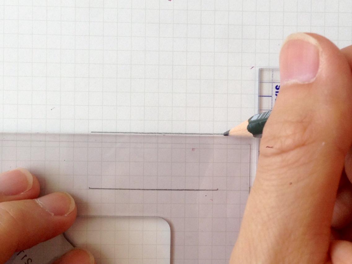 平行線を描く_手順5
