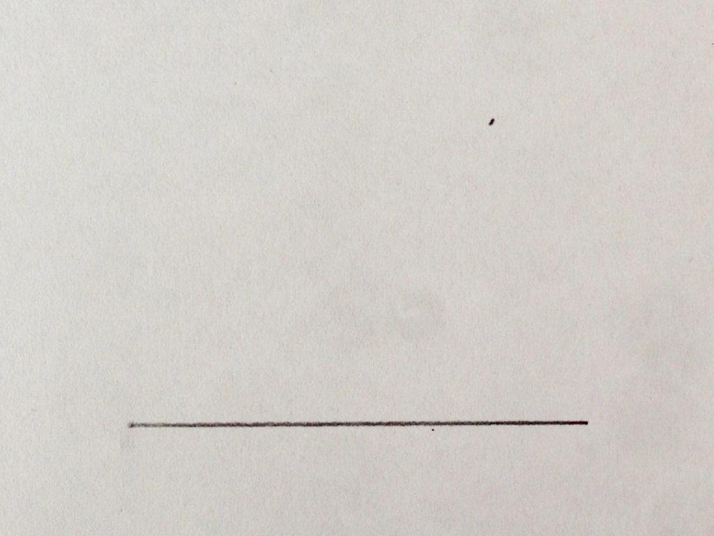 分度器で作図_手順05